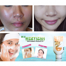 WII Meztizah Whitening Facial Scrub - face,maintenance,care,body