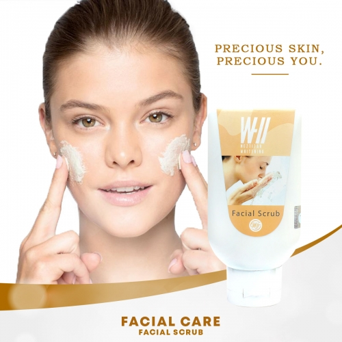 WII Meztizah Whitening Facial Scrub