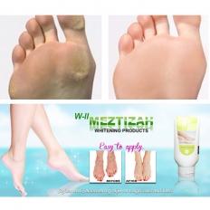WII Meztizah Whitening Foot Cream - face,maintenance,care,body