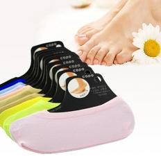 8 Pairs Seamless Socks - socks