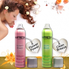 Dry Cleaning Hair Spray -