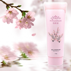 Sakura Gentle Scrub Gel -