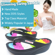 10 Day Slimming Swing Sandals -
