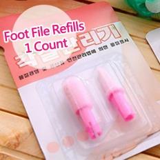 Foot File Refills 1 Count -