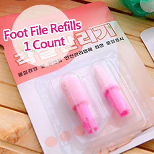 Foot File Refills 1 Count