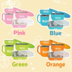 Thinkbaby The Complete BPA Free Feeding Set - Baby,Feeding Set