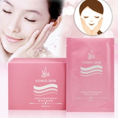 Brightly Whitening Mask - 10 Pieces - Brightly Whitening Mask