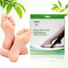 Foot Mask - Deep Skin Foot Exfoliation - foot,mask