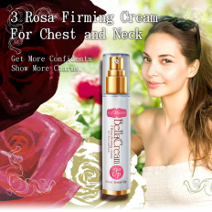 3 Rosa Firming Cream for Neck and Chest - anti-aging,wrinkles