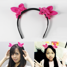 Little Rabbit Hair Band -