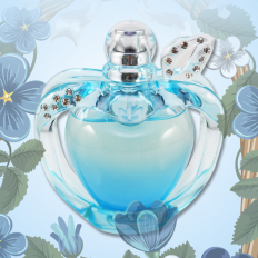 Sweet Charm Blue Novae Plus for women -