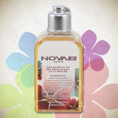 Novae Paris Bath and Shower Gel -