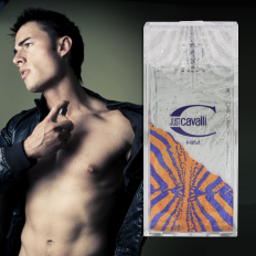 Roberto Cavalli Just Cavalli Him Eau de Toilette Spray -