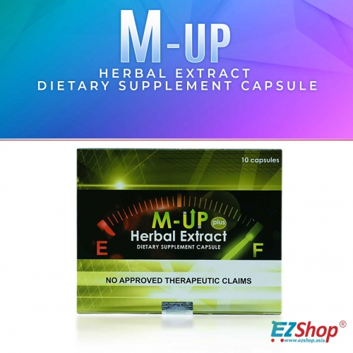M-Up  Extract 10'S BUNDLE DUO! BUY NOW AND GET 2 BIANCA SACHET FOR FREE!