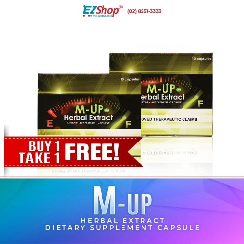 M-Up  Extract 10'S BUY 1 TAKE 1
