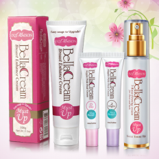 Breast Enhance Cream Anti-aging Set -