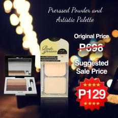 Artistic Palette + Pressed Powder Set -