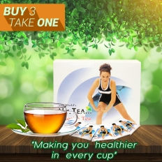 Mr. Tea 30's-Buy3 Get1 Free -