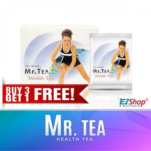 Mr. Tea 30's-Buy3 Get1 Free