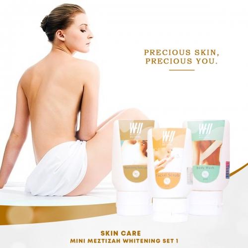 WII Mini Meztizah Whitening Skin Set 1