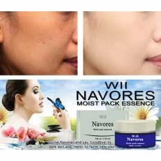 WII Navores Moist Pack -