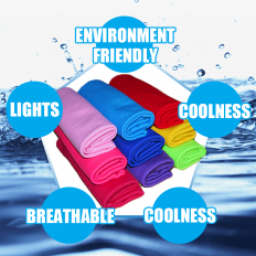 Magic Ice Towel -