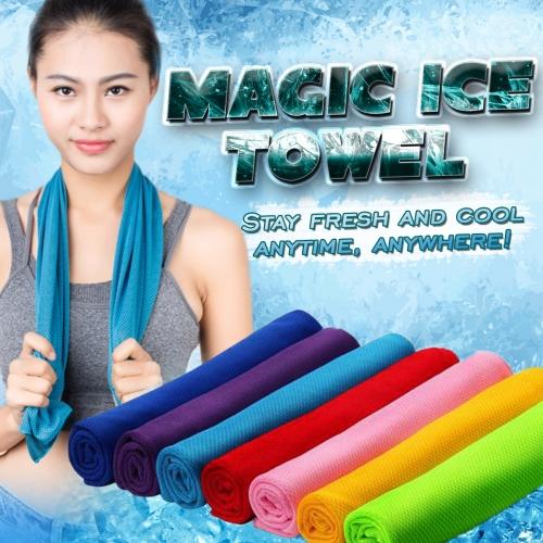 Magic Ice Towel
