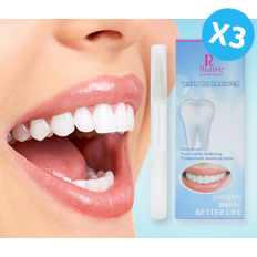 RUNVE Teeth Whitening Pen - Buy 3 Get 1 FREE - face,maintenance,care,body