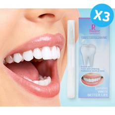 RUNVE Teeth Whitening Pen - Buy 3 Get 1 FREE - face,maintenance,care,body
