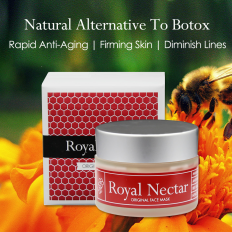 Royal Nectar Original Face Mask - Bees, Original Face Mask