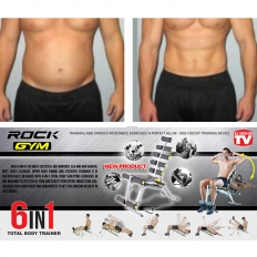 Rock Gym 6in1 Body Trainer -