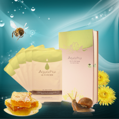 Aquishui All In One Moisture Lock Mask -