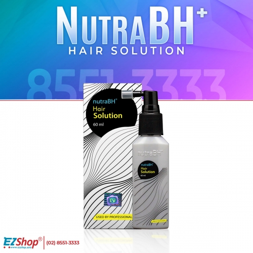NutraBH Plus Solution with FREE 1 Nutra Conditioner