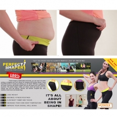 Perfect Shaper Sweating Pants -
