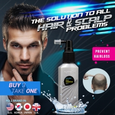 Nutra BH+ Hair Solution Buy3 Get1 Free -