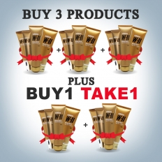 BUY 3 Plus Buy1Take1 Acbegone Set -