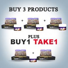 BUY 3 Plus Buy1Take1 Gloxi Set - HeightEnhancer