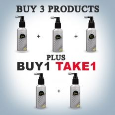 BUY 3 Plus Buy1Take1 NutraBH Plus Solution -