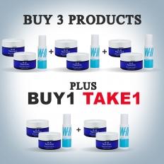 BUY 3 Plus Buy1Take1 WII Navores (2) + Skin Whitening Essence (1) -