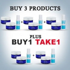 BUY 3 Plus Buy1Take1 WII Navores (2) + Skin Whitening Essence (1) -