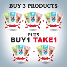 BUY 3 Plus Buy1Take1 WII Meztizah Set 2 -