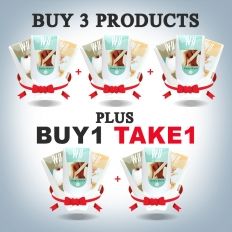 BUY 3 Plus Buy1Take1 WII Meztizah Set 1 -