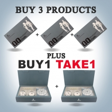 BUY 3 Plus Buy1Take1 Runve QQ Pulsing Slimmer -