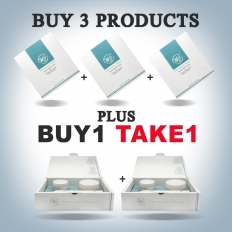 BUY 3 Products Plus Buy1 Take1 WII Gilimei Cream Set -