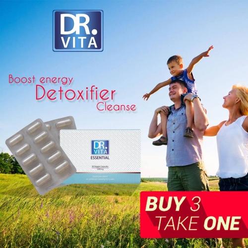 Dr. Vita-Buy3 Get1 Free