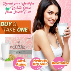 WII Mirakuru Collagen-Buy3 Get1 Free -