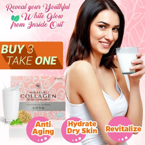WII Mirakuru Collagen-Buy3 Get1 Free