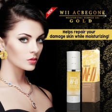 WII Acbegon Gold - blackheads,moisturizer,Anti-acne