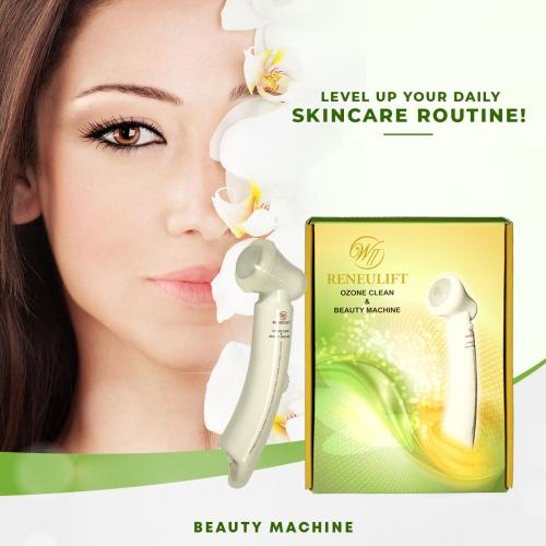 W-II Reneulift Ozone Clean and Beauty Machine