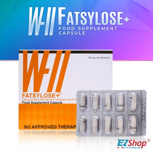 FATSYLOSE BUNDLE DUO! BUY NOW AND GET 2 BIANCA HEALTH FOR FREE!